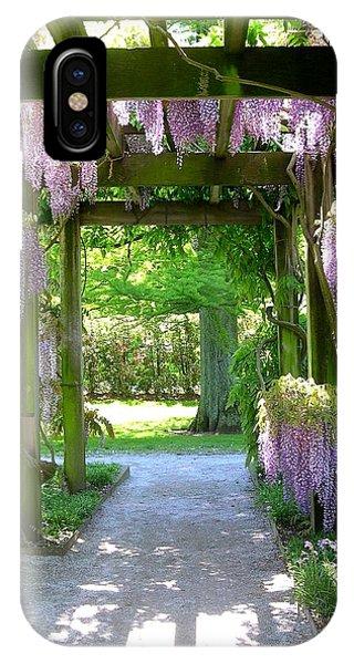 Entranceway To Fantasyland IPhone Case