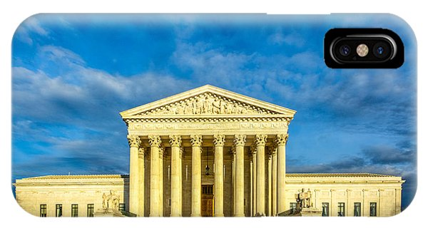 Equal Justice Under Law IPhone Case