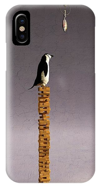 Equilibrium V IPhone Case