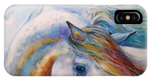 Equine Angel IPhone Case