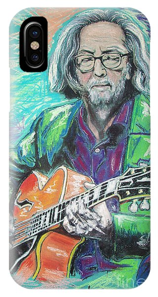 Eric Clapton IPhone Case