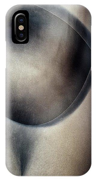 Form iPhone Case - Erotica II. by Harry Verschelden