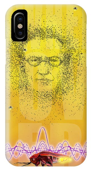 Erwin And The Quantum Firflies IPhone Case