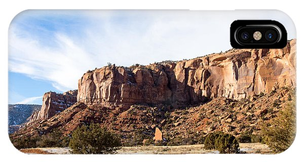 Escalante Canyon IPhone Case