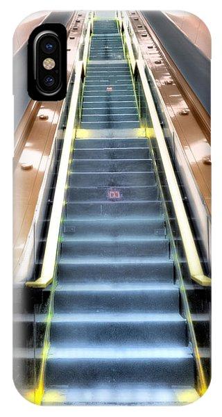 Escalator To Heaven IPhone Case