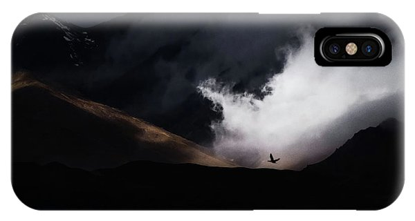 Left iPhone Case - Escape by Artfiction (andre Gehrmann)