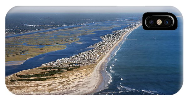 Escape To Topsail Island IPhone Case