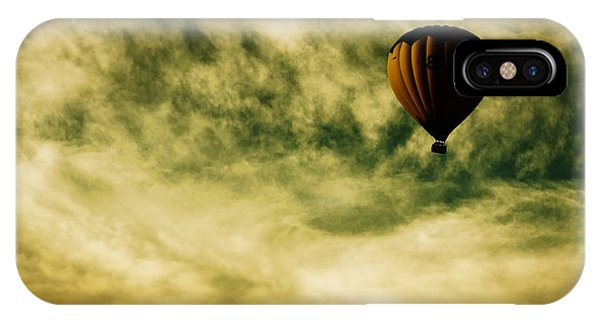 Sunrise iPhone Case - Escapism by Andrew Paranavitana
