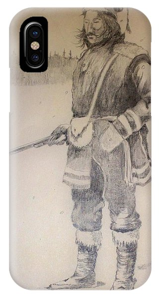 Eskimo IPhone Case