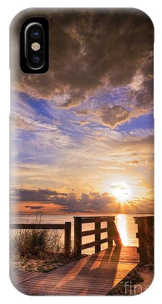 Essence Of Light IPhone Case