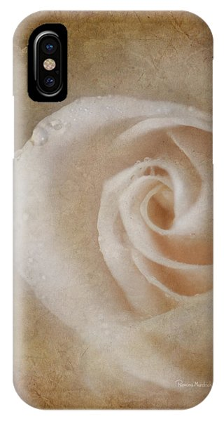 Essence Of Rose #2 IPhone Case