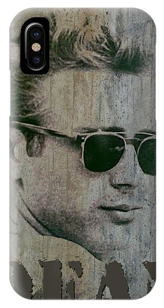 Essential James Dean IPhone Case