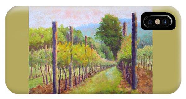 Estate Pinot IPhone Case