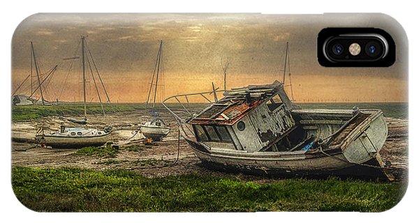 Estuary Evening IPhone Case