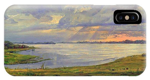 Estuary Polovinka IPhone Case