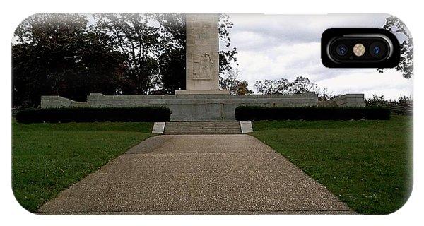 Eternal Light Peace Memorial IPhone Case
