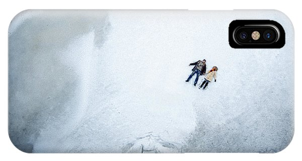Winter iPhone Case - Eternal Sunshine Of The Spotless Mind by Dmitriy