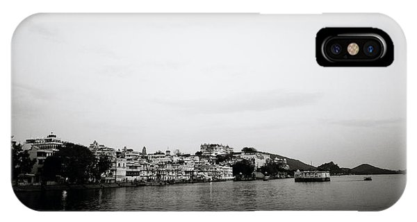 Ethereal Udaipur IPhone Case