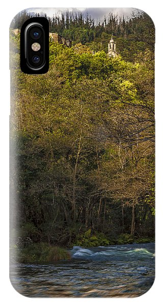 Eume River Galicia Spain IPhone Case