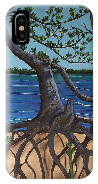 Evans Landing Mangroves IPhone Case