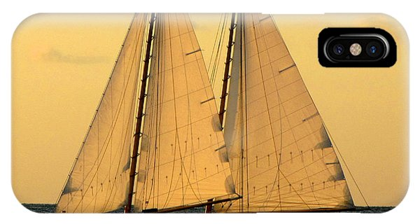 More Sails In Key West IPhone Case