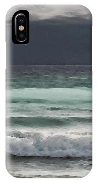 Even Tides IPhone Case