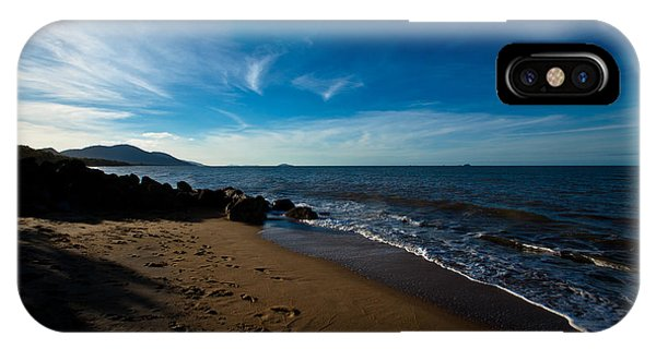 Evening Beach IPhone Case
