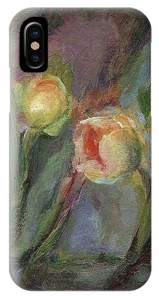 Evening Bloom IPhone Case