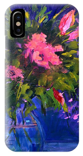 Evening Blooms IPhone Case