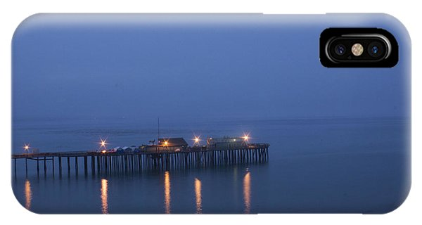 Evening Enters Capitola IPhone Case