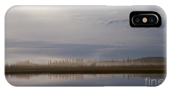 Evening Fog IPhone Case