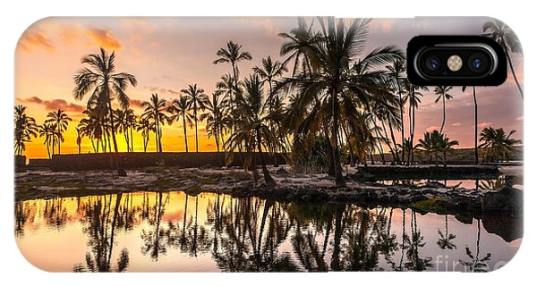 Oahu iPhone Case - Evening In Paradise by Mike Reid