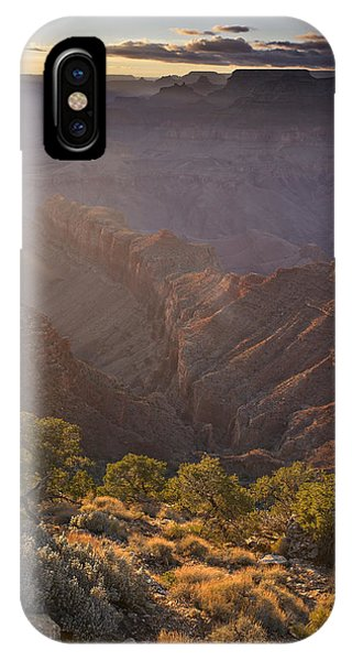 Evening Light At The Grand Canyon IPhone Case