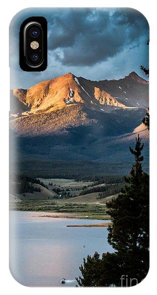 Evening Light IPhone Case