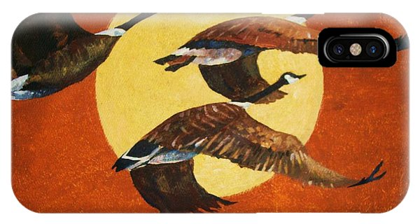 Soaring Migration IPhone Case