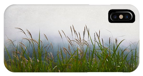 Evening Mist IPhone Case