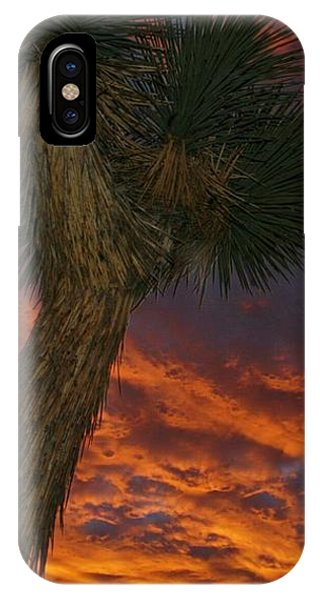 Evening Red Event IPhone Case