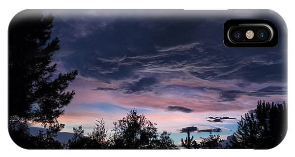 Evening Storm IPhone Case