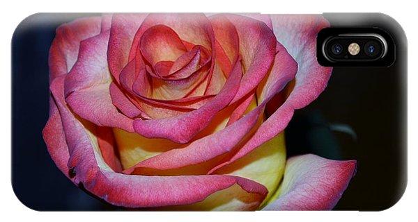 Event Rose Too IPhone Case