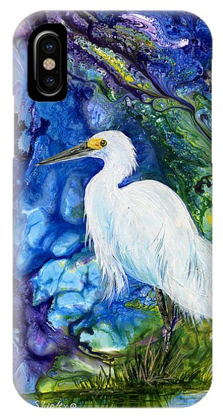 Everglades Fantasy IPhone Case