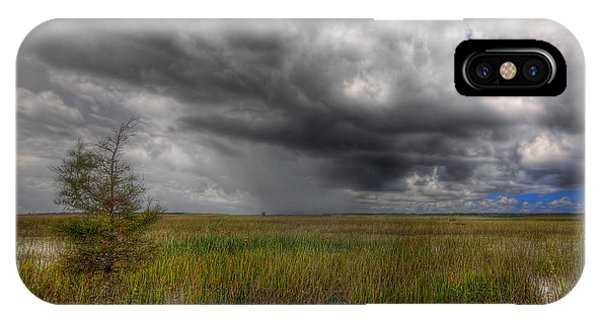 Everglades Storm IPhone Case