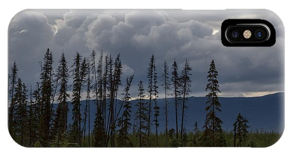 Evergreen Storms IPhone Case