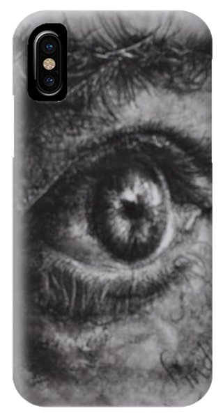Every Eye Tells Its Own Story IPhone Case