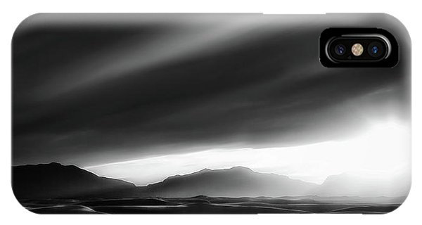 New Mexico iPhone Case - Every Sunrise Is A Gift by Yvette Depaepe
