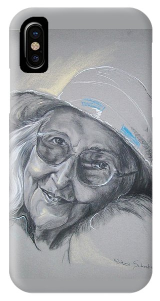Everybodys Grandma IPhone Case