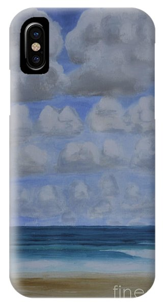 Everyday Is A New Horizon IPhone Case