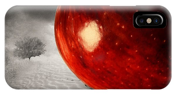 New Testament iPhone Case - Eve's Burden by Lourry Legarde