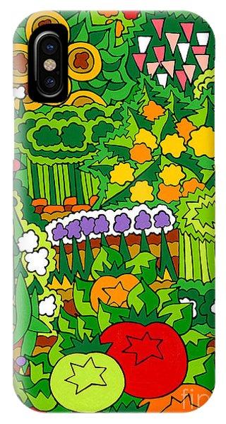 Eve's Garden IPhone Case