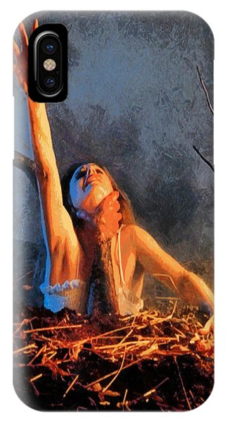 Evil Dead IPhone Case