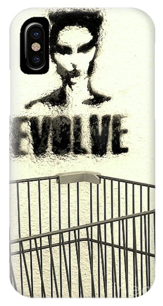Evolution Gone Wrong IPhone Case